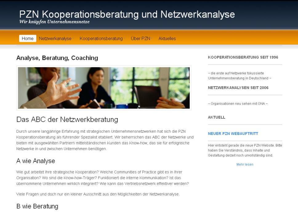 PZN.de Wordpress
